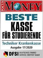 TK Beste Kasse Studierende - Étudiants